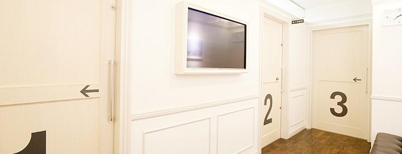 院内イメージ 廊下