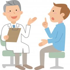 問診と診察